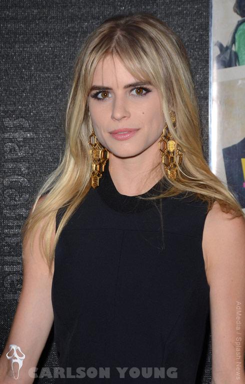 Carlson Young MTV Scream TV series  Brooke Maddox