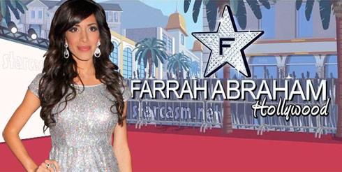 Farrah Abraham: Hollywood game app