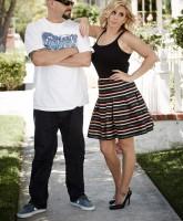 Jarrod Schulz and Brandi Passante