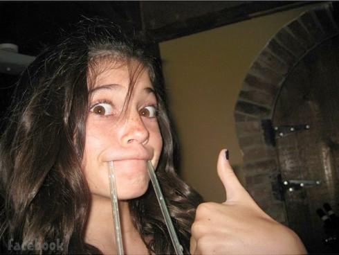 Kylie Jenner selfie Throwback