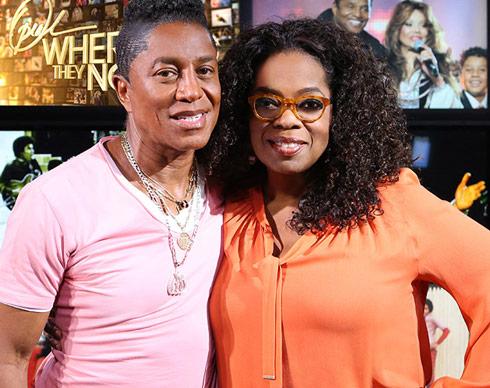 Jermaine Jackson on Oprah Winfrey's Where Are They Now?