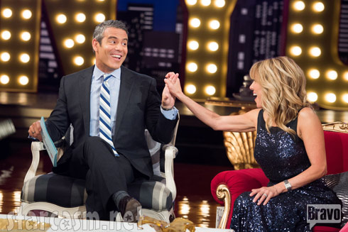 Real Housewives of New York City Reunion Season 6 Andy Cohen Ramona Singer