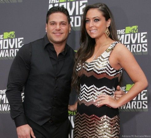 Ronnie Magro - Sammi Giancola Split