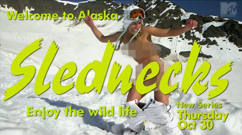 Slednecks logo - click to enlarge