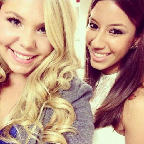 Teen Mom 2 Reunion 2014 Kail and Vee