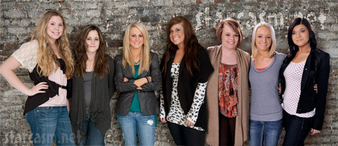Teen Mom and Teen Mom 2 casts to film Ask the Moms Special together - click to enlarge