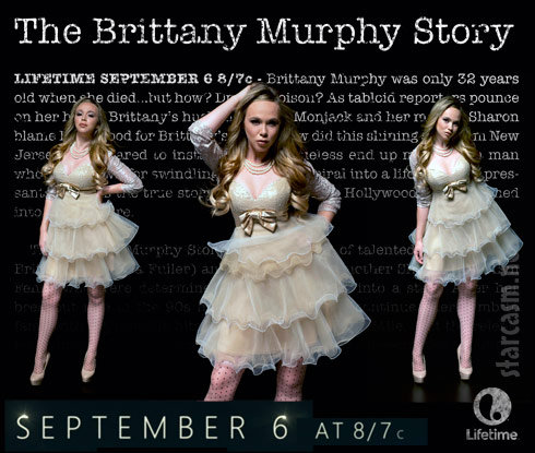 Lifetime's The Brittany Murphy Story - click to enlarge