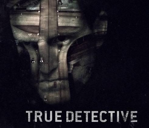 True Detective Emmy main title design