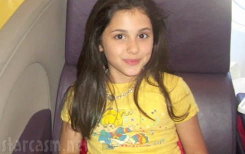 Young Ariana Grande Childhood