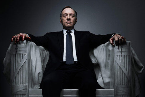 House of Cards Kevin Spacey Emmy