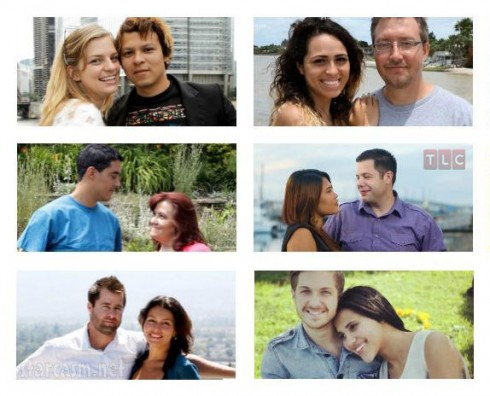 90 Day Fiance Season 2 cast photos