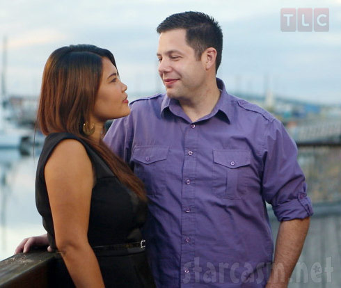 Brett and Daya 90 Day Fiance