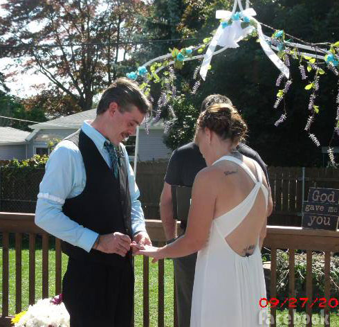 Catelynn Lowell's mom April gets married again after divorcing Butch Baltierra