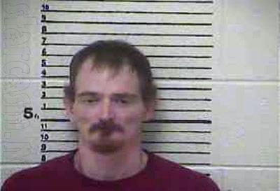 Arthur Vanwinkle Utopia's Red mug shot from December 2012 arrest for marijuana possession
