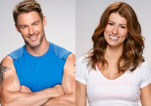 Biggest Loser New Trainers Jessie Pavelka and Jennifer Widerstrom