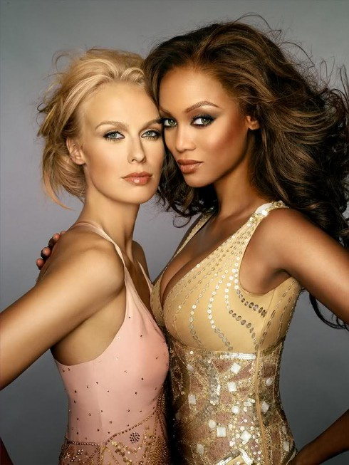 CariDee English - Tyra Banks - America's Next Top Model