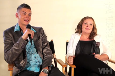 Catelynn Lowell and Tyler Baltierra together 2014