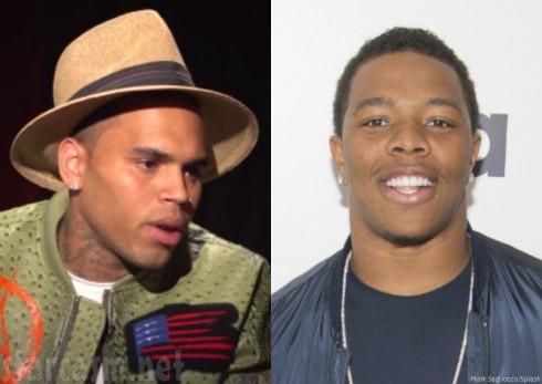Chris Brown - Ray Rice