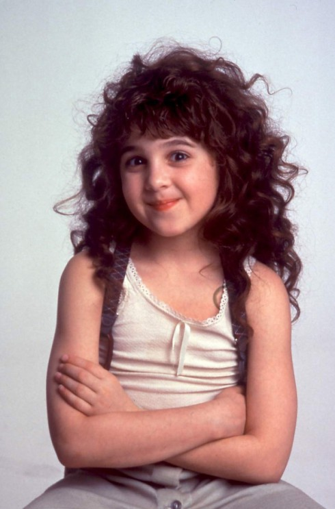 Curly Sue - Alisan Porter