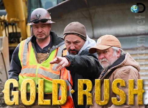 Gold Rush Season Group on 90 Dodge Dakota