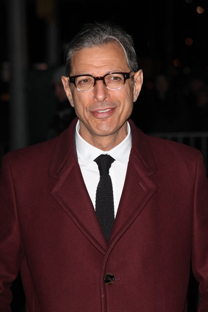 New York premiere of The Grand Budapest Hotel at the Alice Tully Hall - Outside Arrivals Featuring: Jeff Goldblum Where: New York City, New York, United States When: 26 Feb 2014 Credit: PNP/WENN.com
