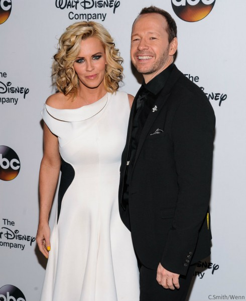 Jenny McCarthy - Donnie Wahlberg Married
