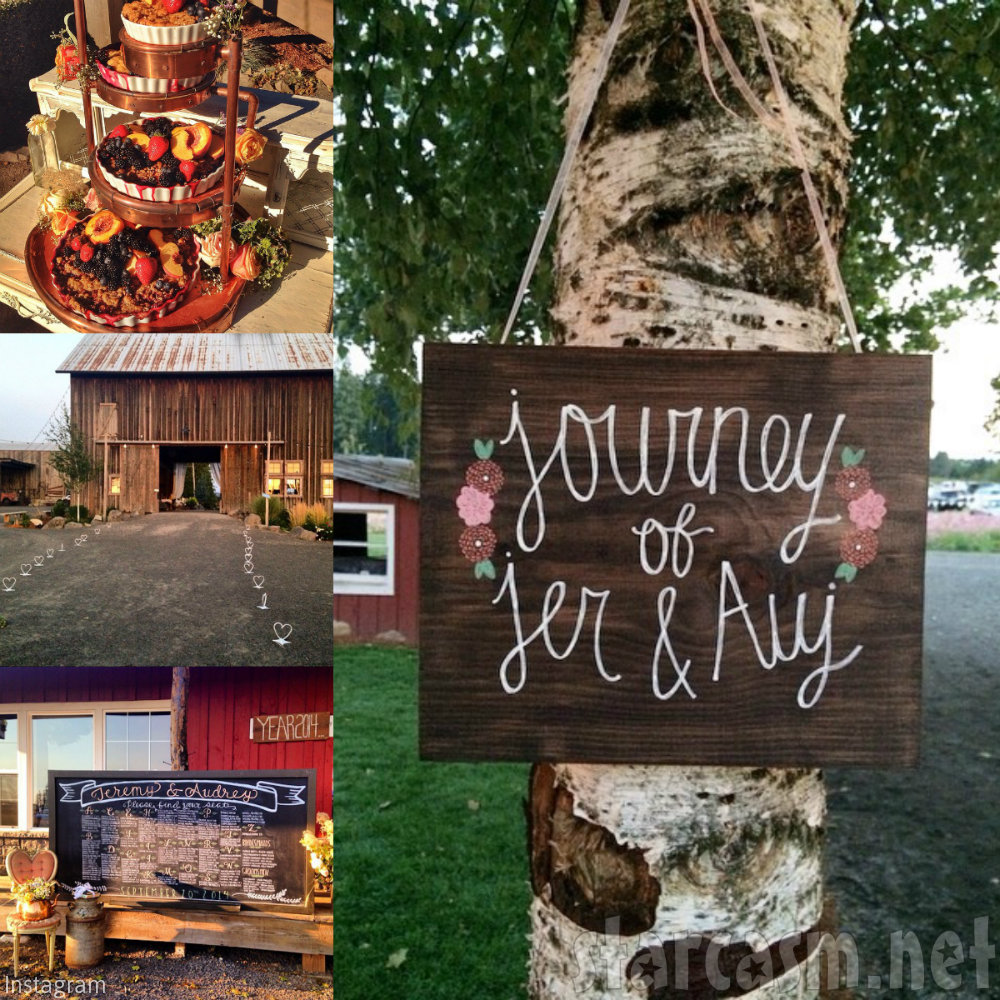 Video photos little people big worlds jeremy roloff married jeremy roloff wedding venue collage junglespirit Gallery