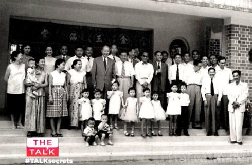 Julie Chen Polygamist Grandfather