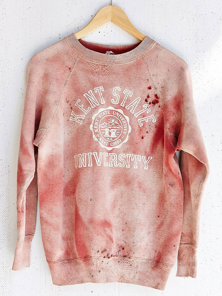 Kent State vintage sweatshirt Urban Outfitters