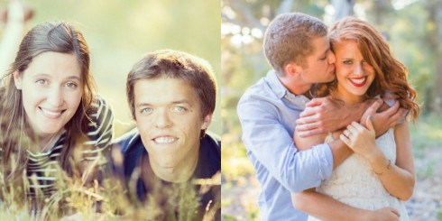 Roloff Twins Engagement Pictures
