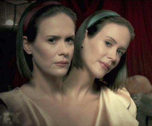 Sarah Paulson American Horror Story Freak Show