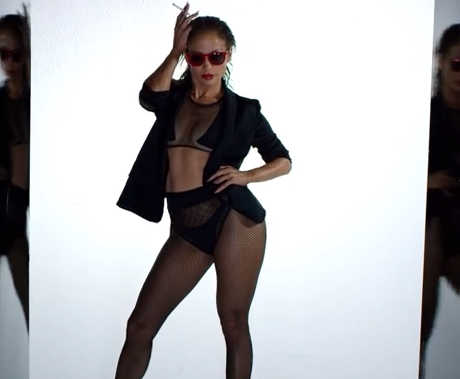 "Jennifer Lopez ""Booty"" Video"