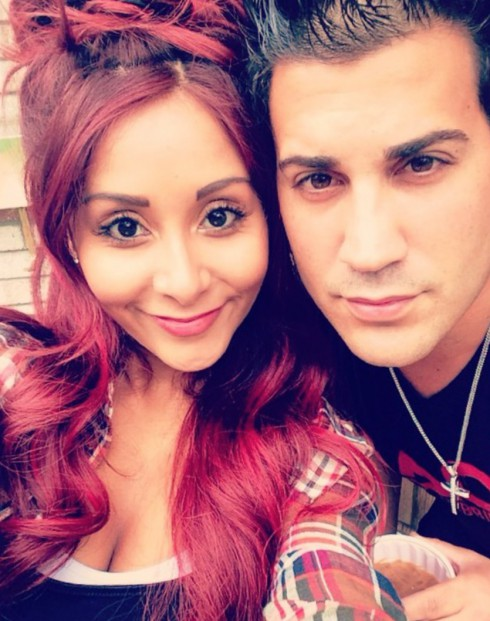 Snooki and Jionni LaValle Baby Girl