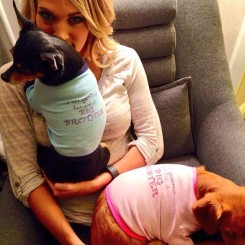 Carrie Underwood Pregnancy Announcement