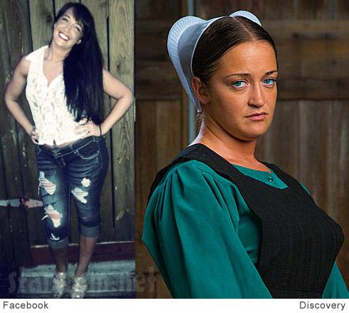 Esther Schmucker from Amish Mafia