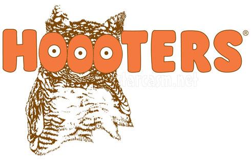 Jasmine Tridevil three breasted Hooters restaurant Hoooters
