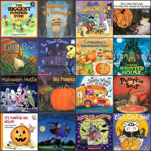 Click for 31 best childrens books for Halloween!