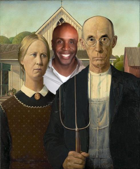 American Gothic w Barry