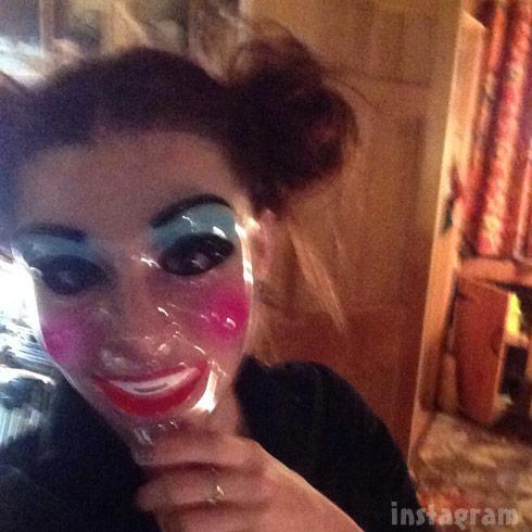 Axeman 2 Overkill Rachel Reilly bank robber Breaker mask