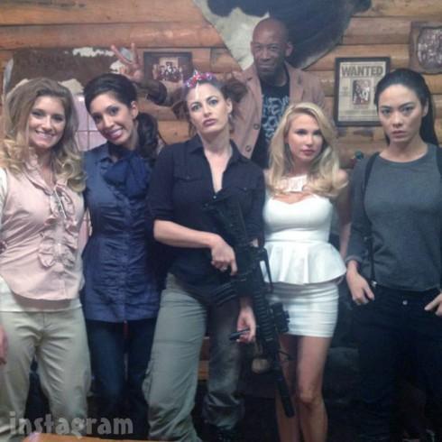 Axeman 2 Overkill cast Farrah Abraham Rachel Reilly