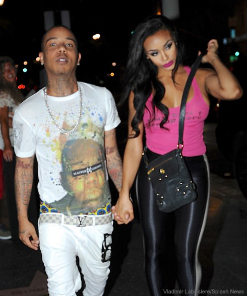 How long have masika and berg been hookup
