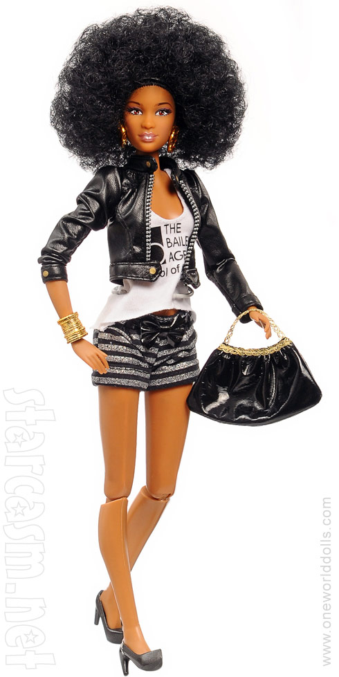 Real Hosuewies of Atlanta Cynthia Bailey Barbie doll