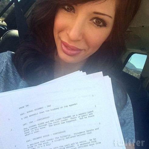 Farrah Abraham Axeman 2 Overkill script