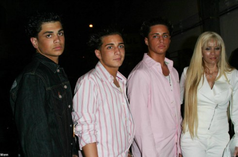Growing Up Gotti Family 2004