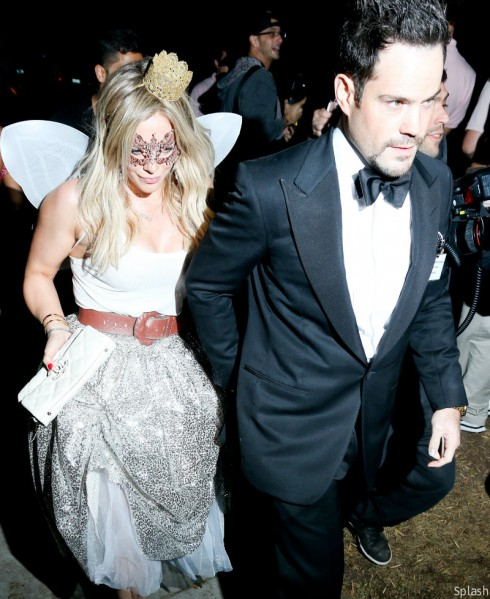 Hilary Duff - Mike Comrie Back Together Speculation