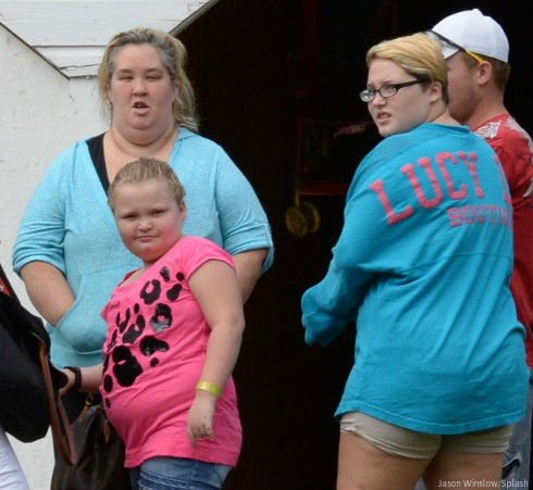 Honey Boo Boo's June Shannon - Lauryn Shannon