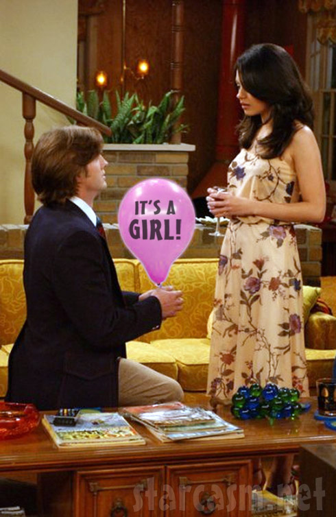 Ashton Kutcher and Mila Kunis are mom and dad after Mila gives birth to daughter