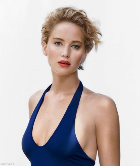 Jennifer Lawrence - Vanity Fair - November 2014