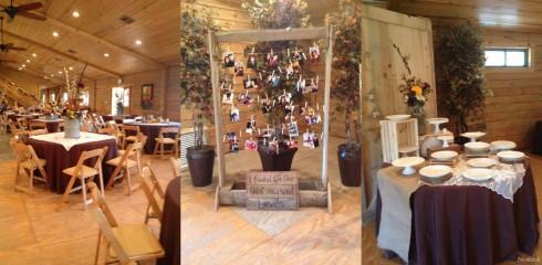 Jessa Duggar Wedding Shower Decorations