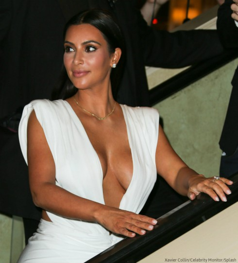 Kim Kardashian 34th Birthday Party